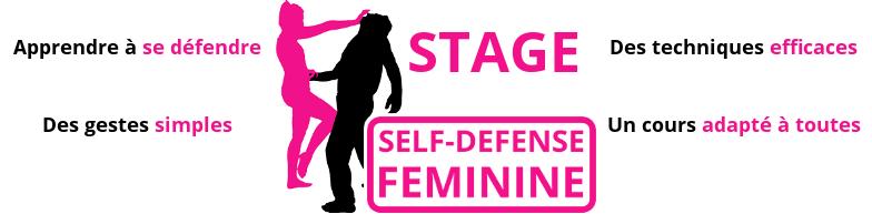 Stage de self-défense féminine à Bruguières